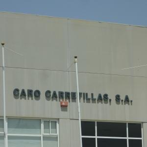 Galería Carocarretillas - Instalaciones